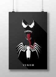 Venom es malo. Pero no importa