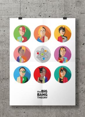 Sheldon y todos los demás