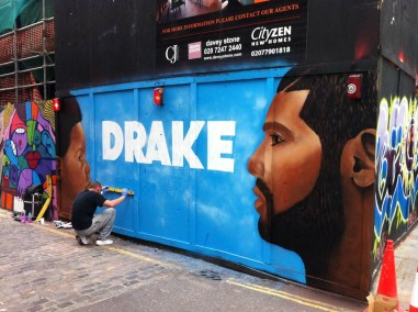 Drake-Graffiti-London