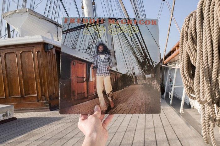 De paseo por Londres con las portadas de los mejores discos de reggae deUK