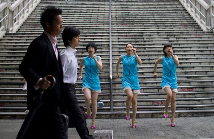 'The man-machine'; o el japón que no siempre semuestra
