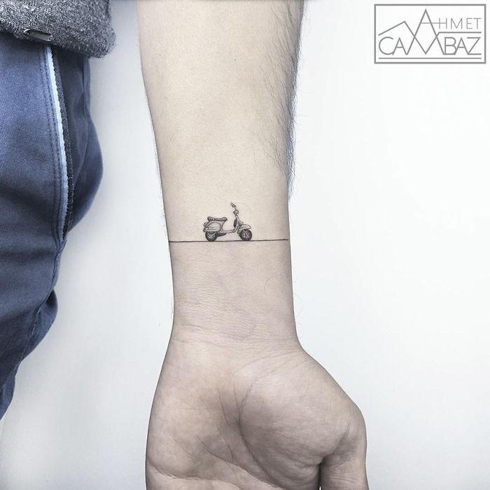 La creatividad está en todas partes, y estos #tattoos lo demuestran…