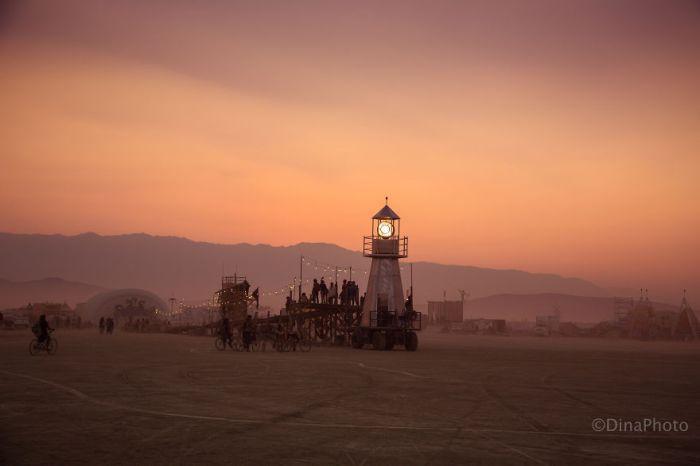 El festival Burning Man es un mundo paralelo. Un fantástico mundoparalelo…
