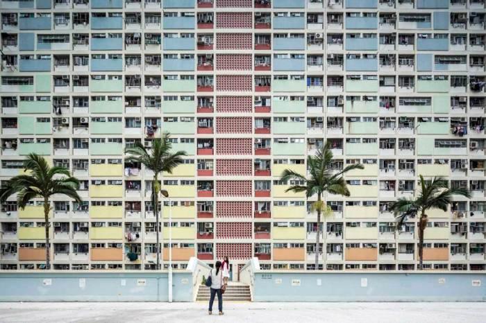 La arquitectura y la fotografía combinan muy (pero que muy)bien…