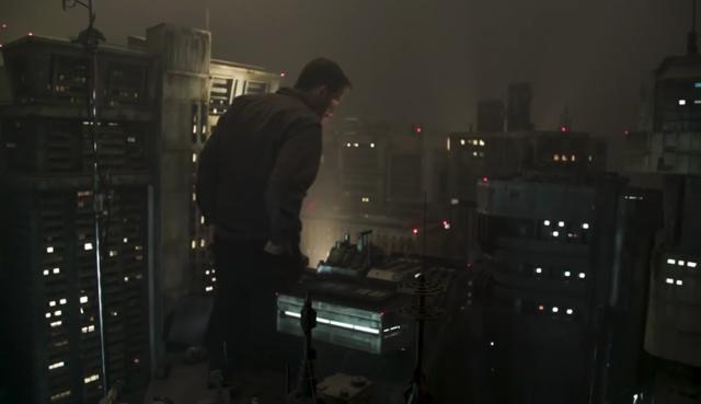 Lo que el ojo no ve de 'Blade Runner 2049' es puro arte. Puroarte…