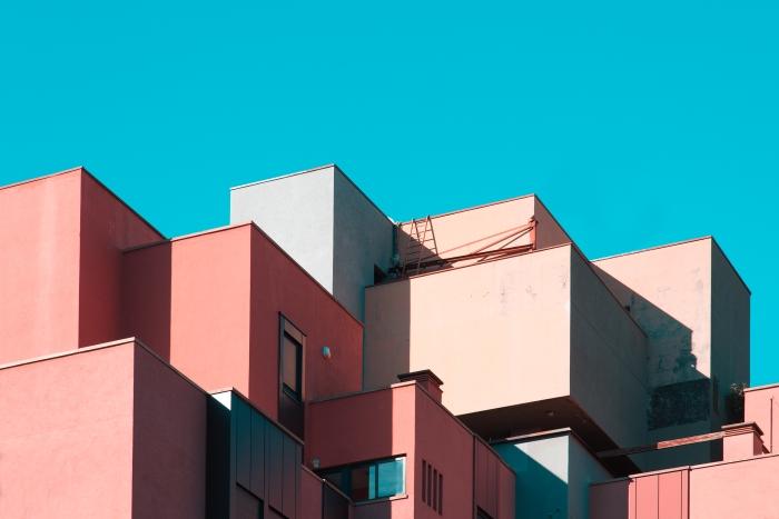 Fotografía, color, geometría, arquitectura… y vuelta aempezar