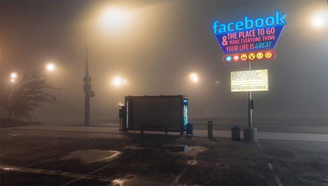 'Antisocial', una metáfora de la soledad en la era de las redes sociales (theysay…)