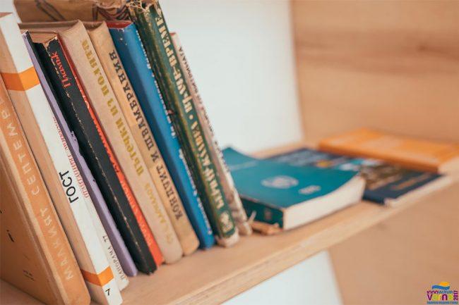 Si tú no vas a los libros, los libros te encontrarán en lacalle