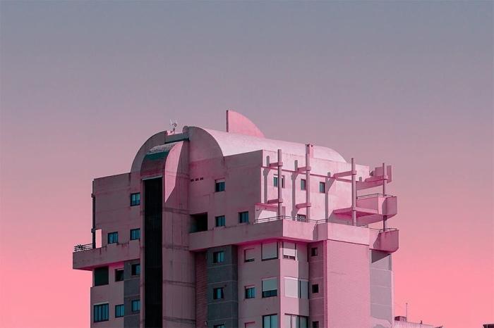 Arquitectura alienígena. Y no, no tiene nada que ver con ExpedienteX…