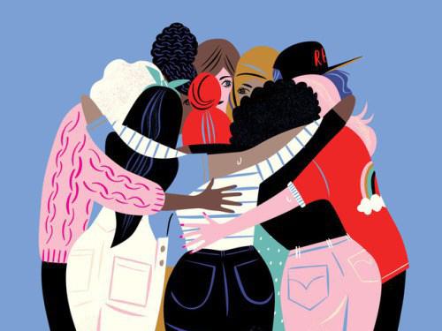 El (fabuloso) mundo feminista de Libby Vander Ploeg (un mundo, que ya es un poco nuestro,también)