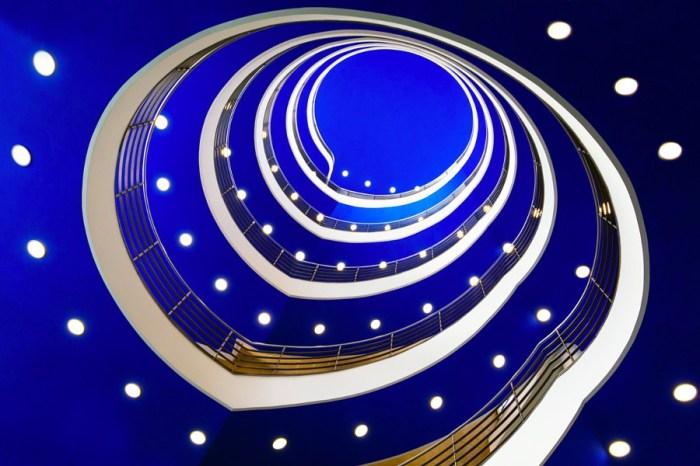 Escaleras hacia el cielo… y algomás