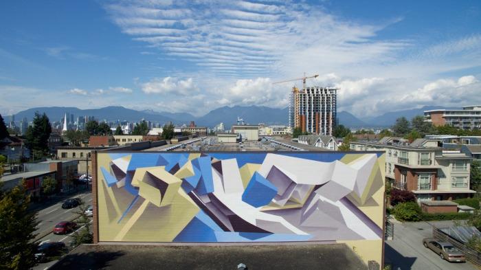 Peeta y sus murales: ¿arte urbano? ¿Arte callejero? ¡Arte, ypunto!