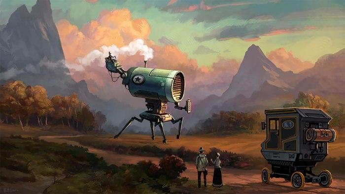 Vístete de fantasía, que toca viajar a un mundo deficción…