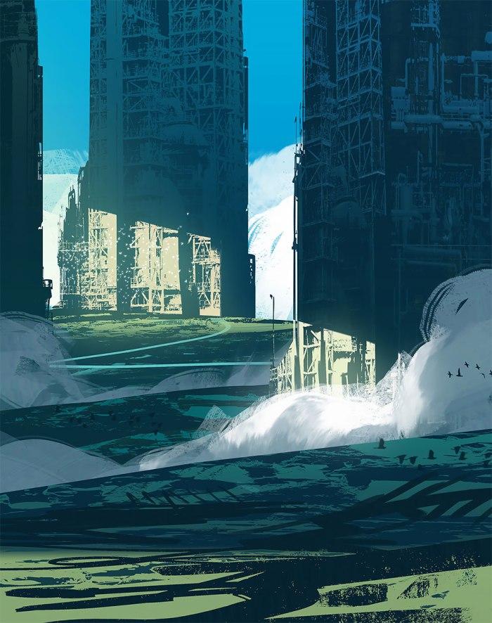 Japón. Futuro. Distopía. No necesitas nada más para saber de qué vaesto…