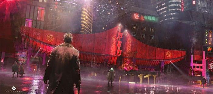 Por fin: necesitaba un poco de ciencia ficción, futuro, distopía, ilustración…
