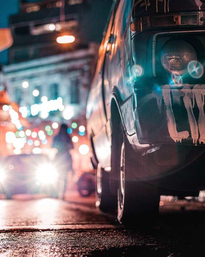Fotografía a pie de calle: vibrante, repleta de color eintensa…