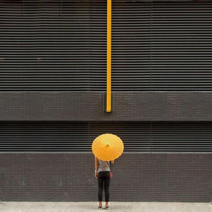 Minimalismo, geometría y color; así es la fotografía de ValentinaLoffredo